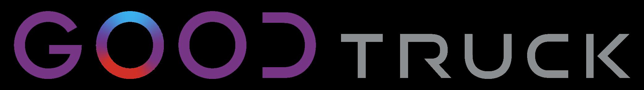 Logo Good Truck scritta completo