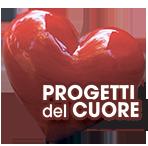 Logo Progetti del cuore